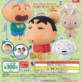 カプキャラ クレヨンしんちゃん2(40個入り)