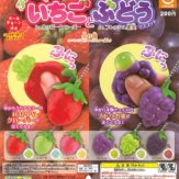 ぷにっプ二 いちごとぶどうマスコット(50個入り)