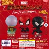 カプキャラ MARVEL02 スパイダーマン(30個入り)