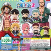 From TV animation ONE PIECE コレキャラ!ワンピース2(40個入り)