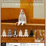 座る猫(50個入り)