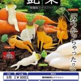 艶菜樹脂粘土マスコット(40個入り)