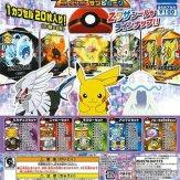 ポケモンステッカー バトルピースコレクション サン&ムーン(100個入り)