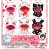 桜ねこさんと桜うさぎさんのケープ(30個入り)