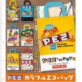 PEZ カラフルエコバッグ(40個入り)