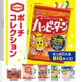 亀田製菓 ポーチコレクション(40個入り)