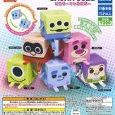 GACHA CUBE/ガチャキューブ ピクサーキャラクター(40個入り)