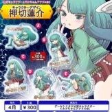 ゲーセンミカド公式キャラクター ミカドちゃんアクリルBC(40個入り)