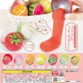 ブリキ缶フルーツねんど(50個入り)